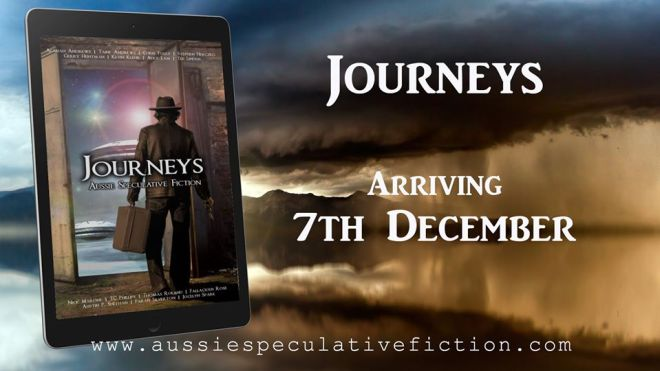 Journeys Anthology arriving 7th December