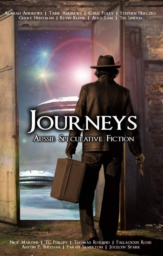 Journeys Aussie Speculative Fiction